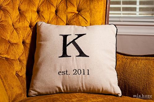 """CUSTOM ORDER  """"K"""""""