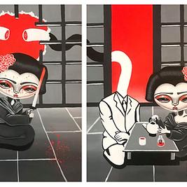 'Noir Triptych'