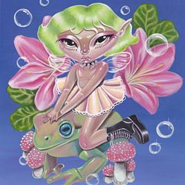 Froggy Fairy
