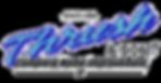 Thrush & Son logo - Crisp White Outline.
