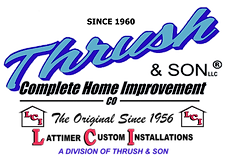 Thrush & Son: Complete Home Improvement – Urbana Ohio's #1 contractor for Roofing, Siding & Windows
