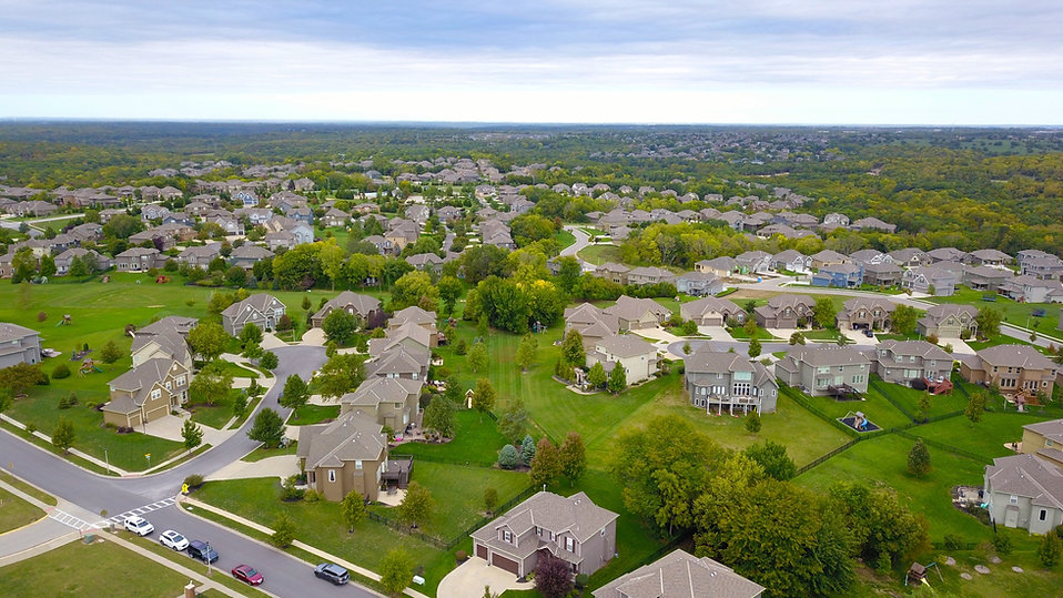 aerial-photography-of-gray-houses-148678