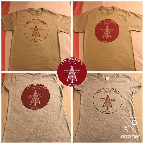 Est. 1975 Tour T-Shirts