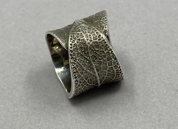 Sage Leave Ring
