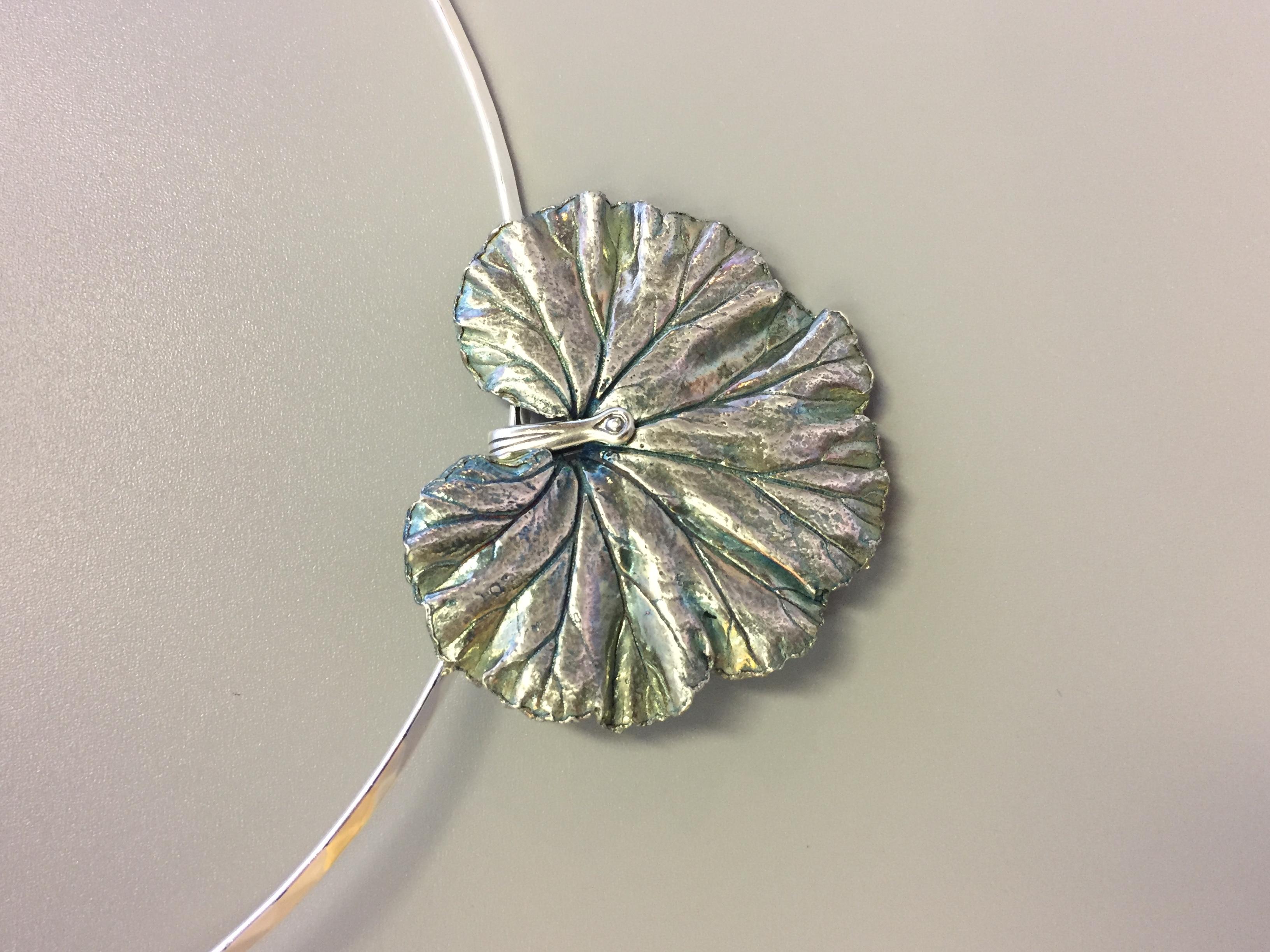 Silver geranium