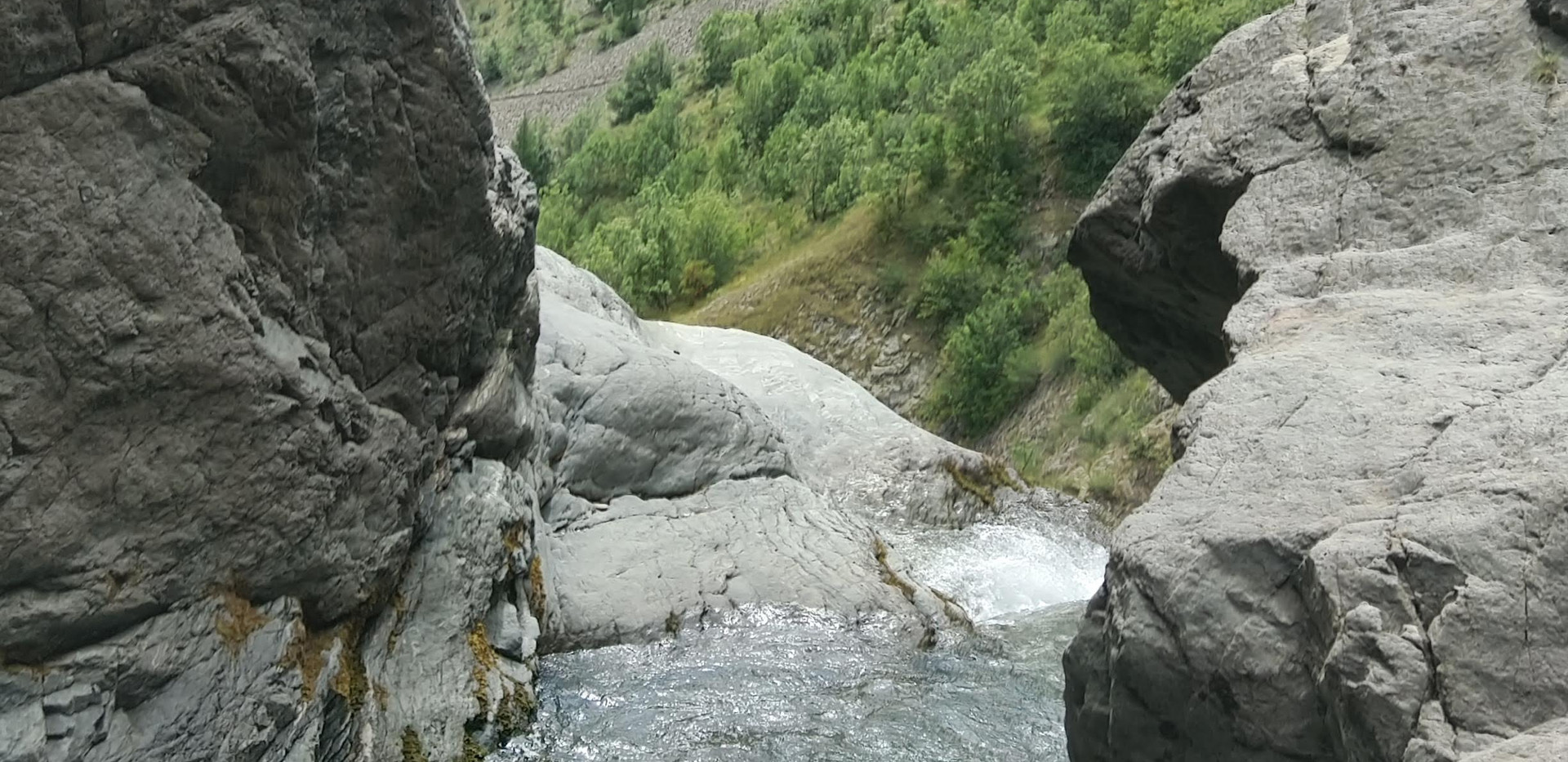 Canyoning Serre Chevalier