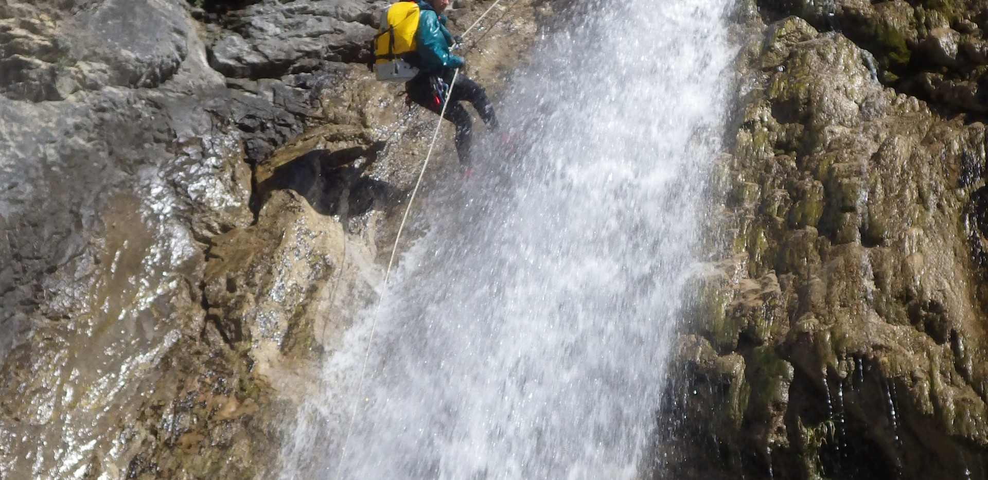 Canyoning Serre Chevalier Chantemerle