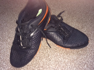 Nike Hypervenoms Kids UK Size 4 £5