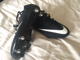 Nike CR7'S(studs) UK Size 5 £20