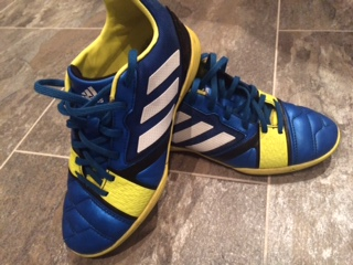 Adidas Nitro Kids UK size 3 £10
