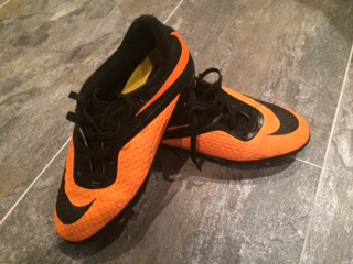 Nike Hypervenom Kids UK size 3 £10