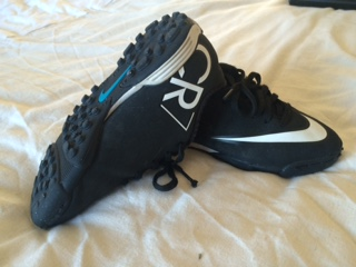 Nike CR7'S (astro/grass) UK 12 £10