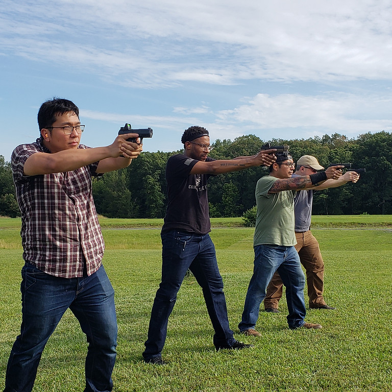 WV Resident CC Permit Course - Aug 14th