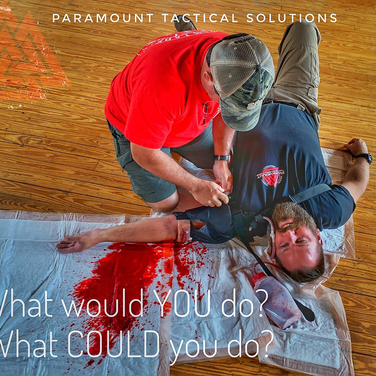 Advanced Traumatic Injury Response by Paramount Tactical Solutions