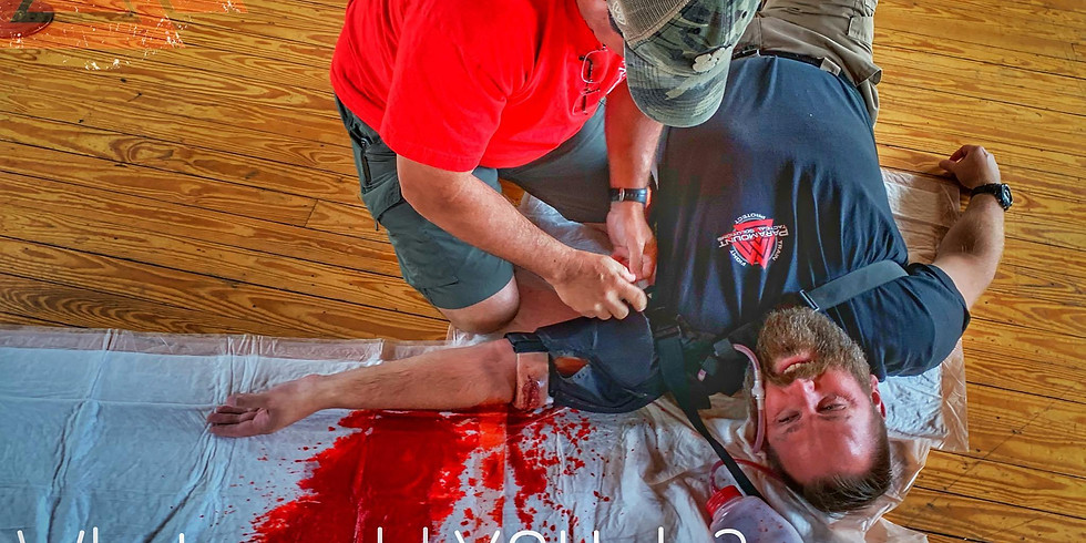 Traumatic Injury Response by Paramount Tactical Solutions