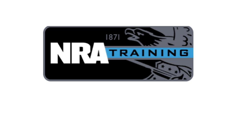 NRA Basic Pistol - Instructor Led