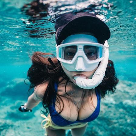 Molchanovs Core Freediving Mask