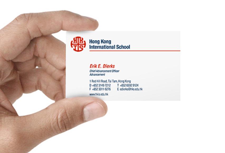 HKLIS namecard