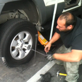 need tire changed