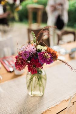 Farm Cut Flower Arrangement
