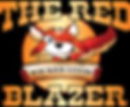 The Red Blazer Logo