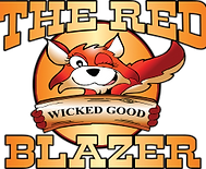 The Red Blazer Logo