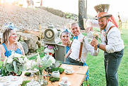 Alyssa Parker - Mad Hatter Wedding Fun