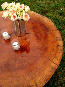Custom Farm Hightop Table