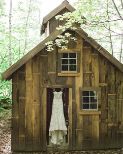 Sugar House Bridal Suite