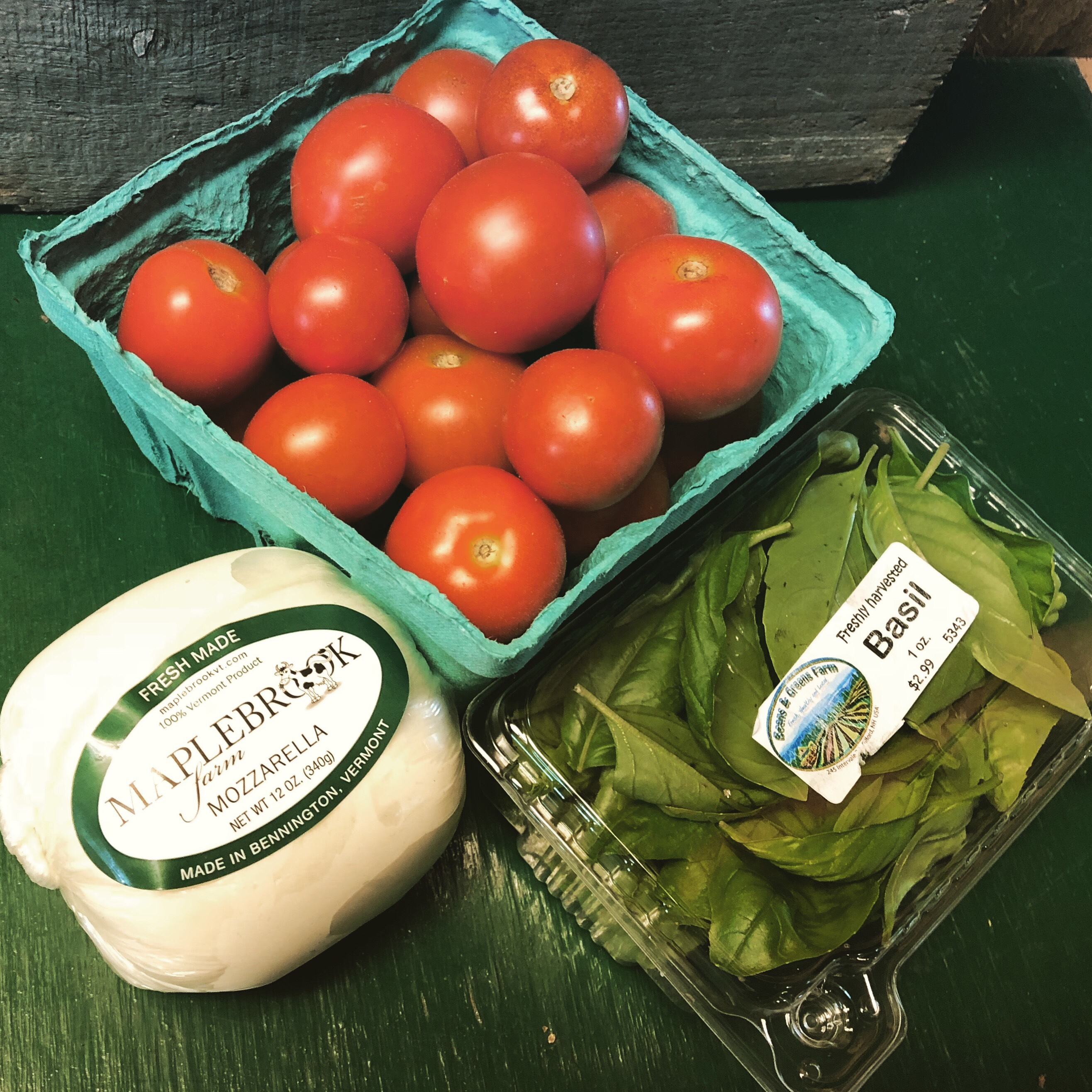 Timber Hill Farm; Farm Caprese