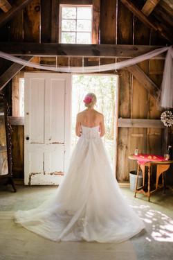 Bride in Sugar House