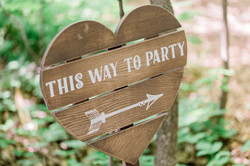 Christian Napolitano - Wedding Sign