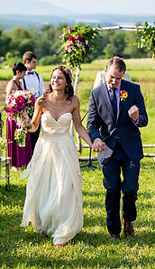 Hinkley Photo - Timber Hill Farm- Bride and Groom Ceremony