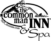 The Common Man Inn & Spa Logo