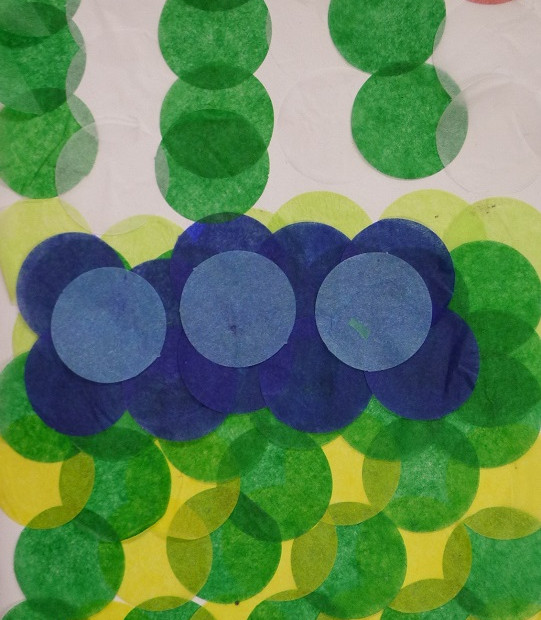 World of Atoms Collage, Hartside School