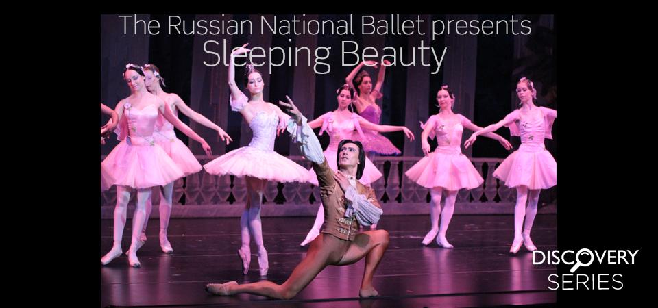 Web Header - Russian Ballet IV 960x450