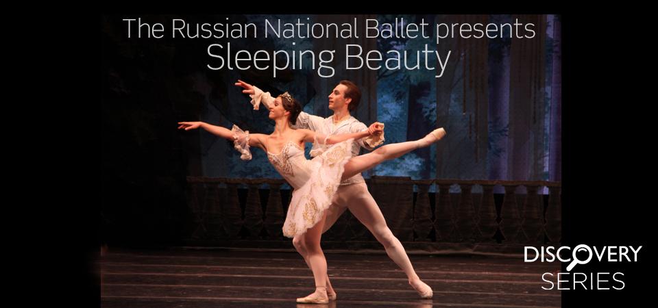 Web Header - Russian Ballet III 960x450