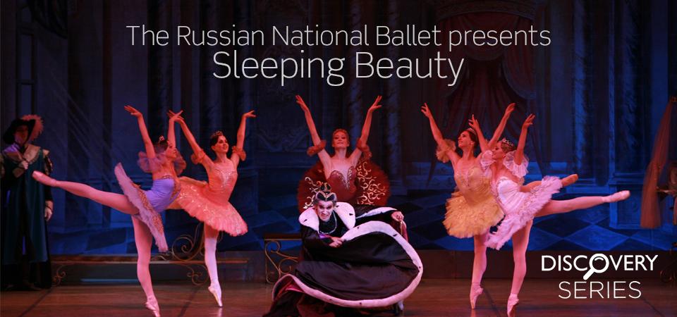 Web Header - Russian Ballet II 960x450
