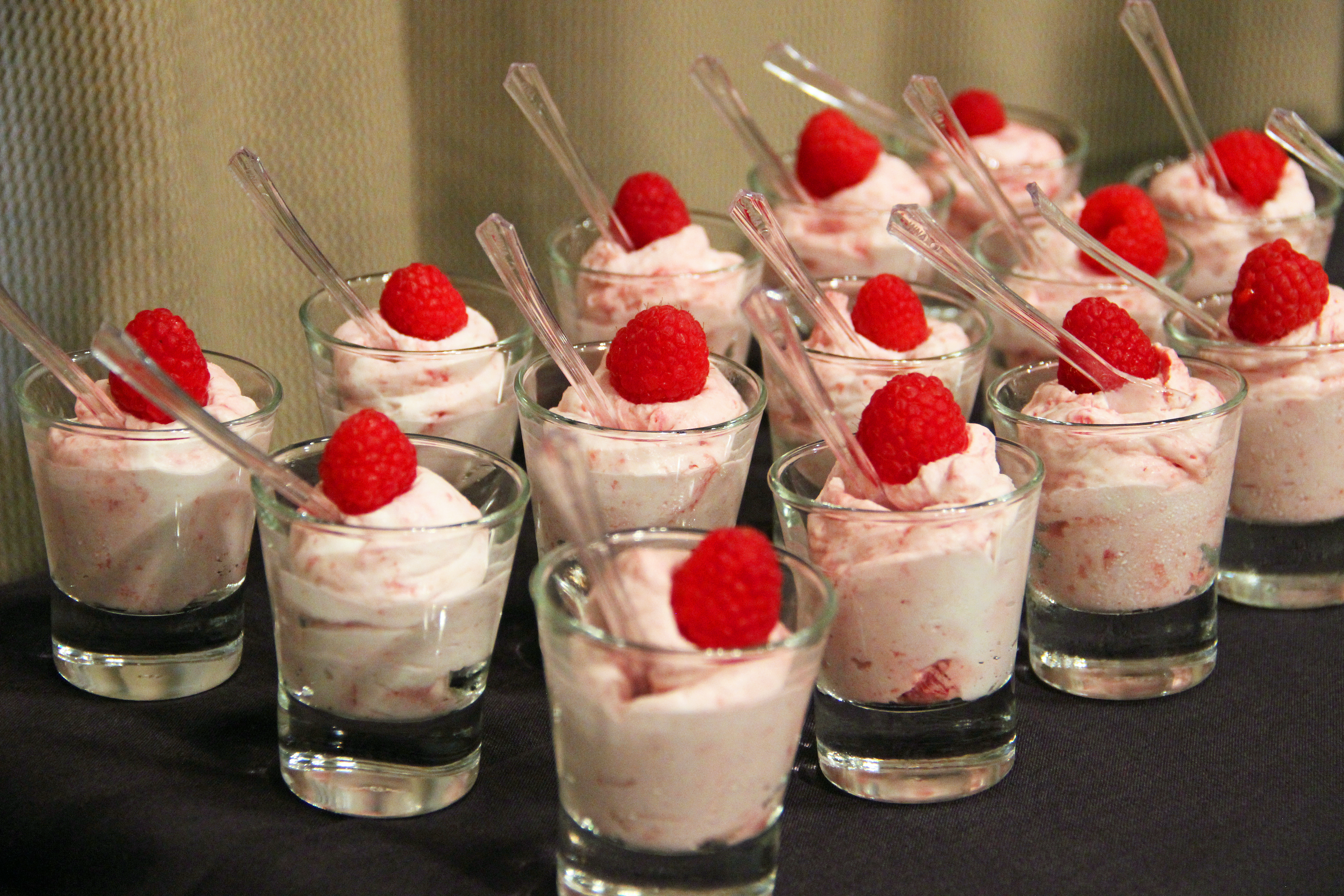 Strawbery Mousse Shooter