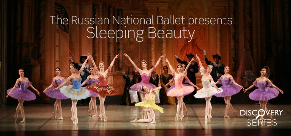 Web Header - Russian Ballet 960x450