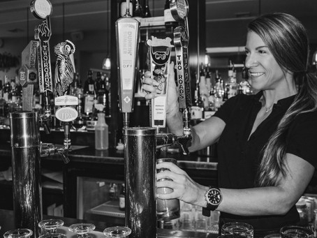 Meet Liz, Air Force Vet & Chapter One Bartender