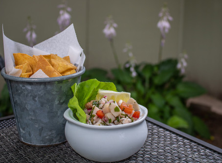 Chapter One Ceviche, Salsa of Sea!