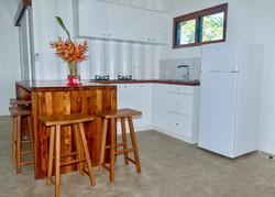 Kitchenette in Guest pavilion