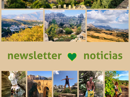 Noticias de Corazón Verde - otoño 2021