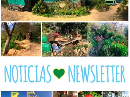 Noticias del Corazón Verde - Primavera 2021
