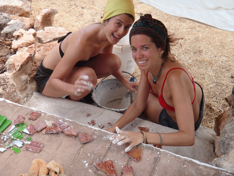 Creating ceramic