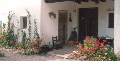 1993 - front entrance