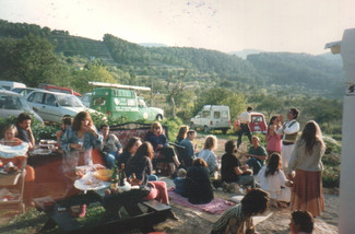 1991 - first Sunday open day