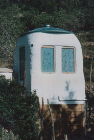 1997 - an eco-toilet is finished