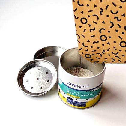 Kitenest Organic Dry Shampoo REFILL POUCH